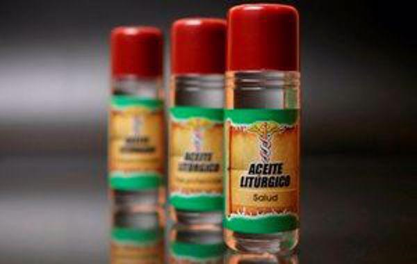 Picture of Aceite Litúrgico Harás Mi Voluntad