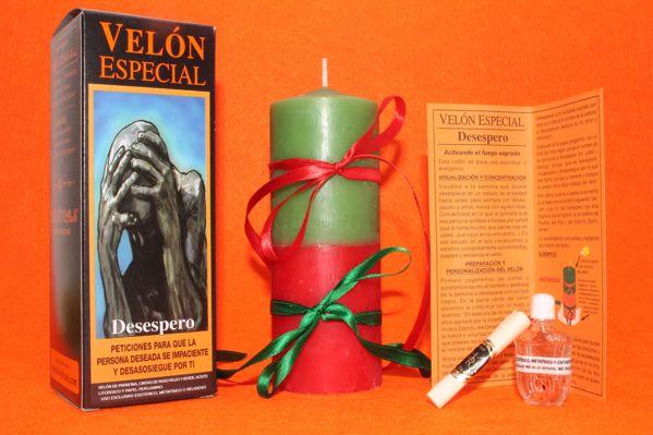 Picture of Velón especial Espíritu del Desespero