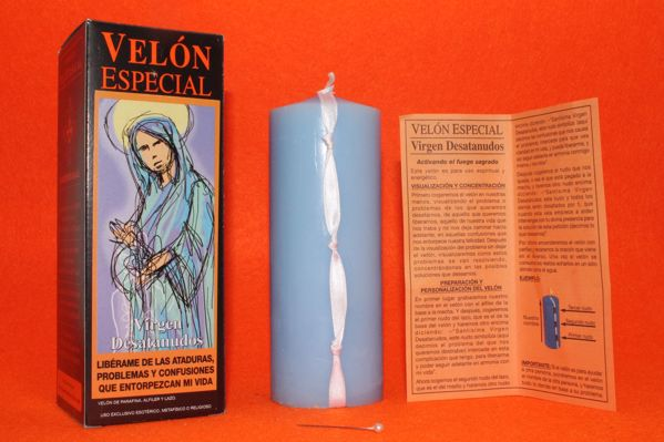 Picture of Velon especial Virgen Desatanudos