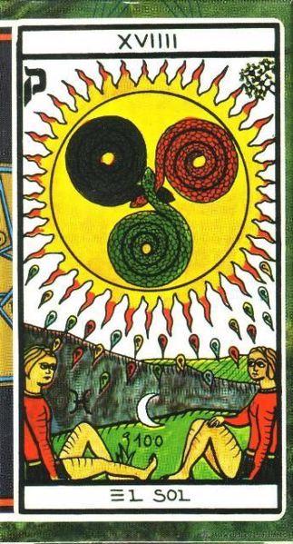Imagen de El Gran Tarot Esotérico (Fournier)