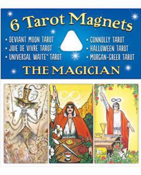 Picture of 6 TAROT MAGNETS THE MAGICIAN