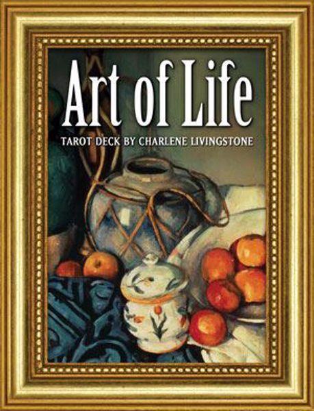 Picture of ART OF LIFE. CHARLENE LIVINGSTONE