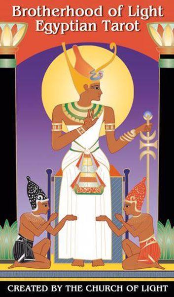 Imagen de BROTHERHOOD OF LIGHT EGYPTIAN TAROT