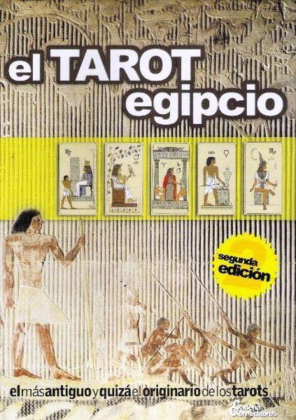 Imagen de EL TAROT EGIPCIO