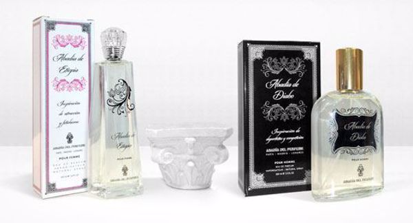Picture of Perfume Abbey lemans