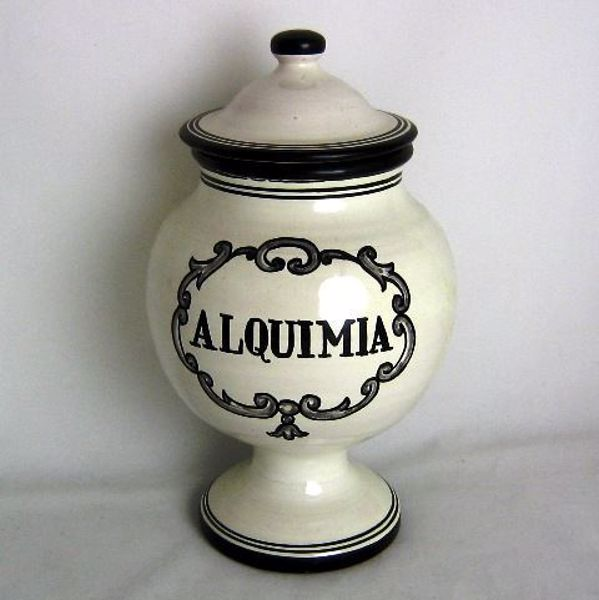 Picture of ALBARELLO ORIGINAL CERAMICS ALCHEMY