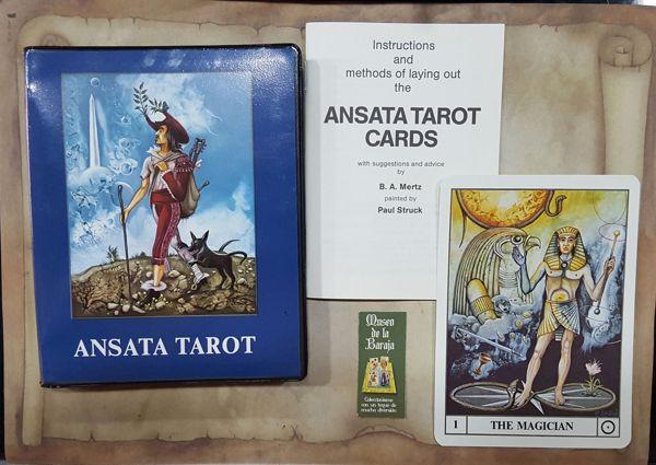 Imagen de Ansata Tarot