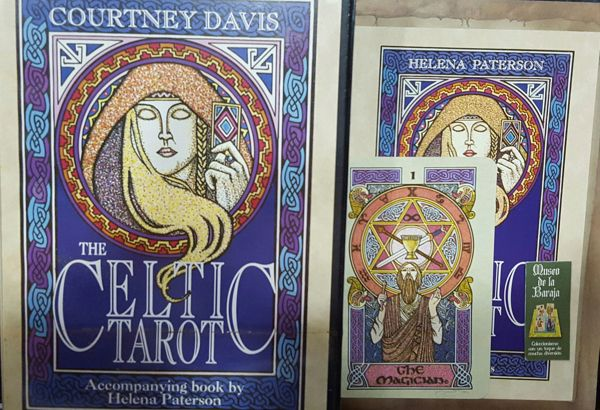 Picture of The Celtic Tarot