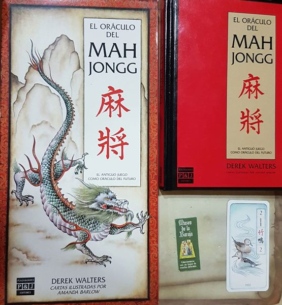 Imagen de El Oráculo de Mah Jongg