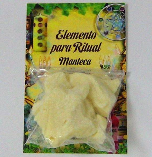 Imagen de Elemento para ritual manteca de cacao
