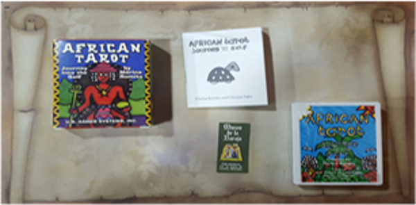Picture of African Tarot
