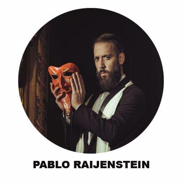 """Picture of Pablo Raijenstein """"Lo Oculto"""" 27 de octubre 2018 . 20:40 pm a 21:40 p.m"""