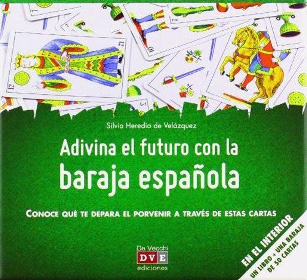 Picture of ADIVINA EL FUTURO CON BARAJA ESPAÑOLA