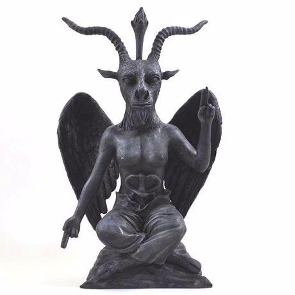 Picture of IMAGEN BUDDA BAPHOMET