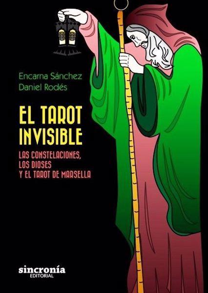 Imagen de EL TAROT INVISIBLE   Rodés, Daniel, Sánchez, Encarna