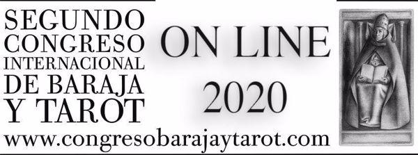 Imagen de II CONGRESO INTERNACIONAL DE BARAJA Y TAROT ON LINE. OFERTA ESPECIAL PARA ASISTENTES A LAS PROGRAMACIONES DE LA ESCUELA.