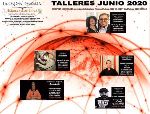 Picture of PACK TALLERES TERCER Y CUARTO GRADO. Grabado. 38 horas grabadas.
