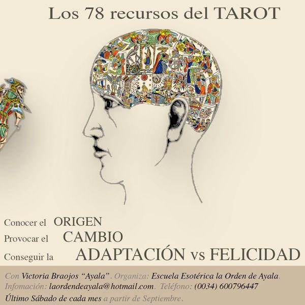 Picture of Los 78 Recursos del Tarot. Primer encuentro 26 de septiembre 2020. contribución 35 euros