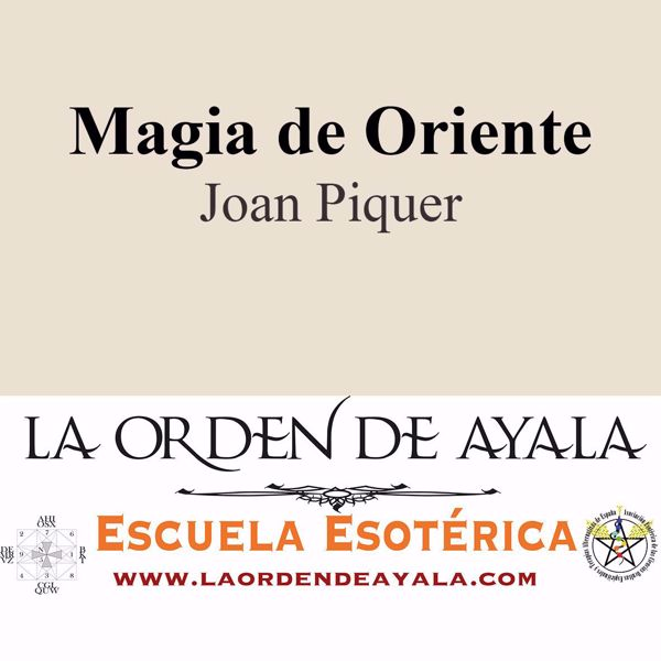 Imagen de Magia de oriente. Joan Piquer.