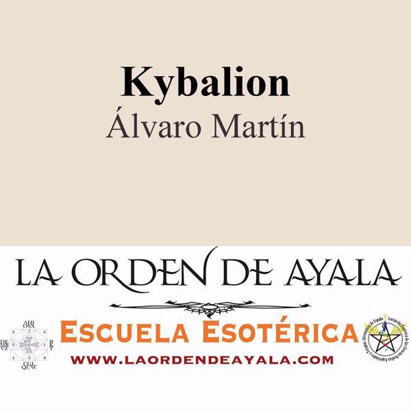Imagen de Kybalion. Álvaro Martín.