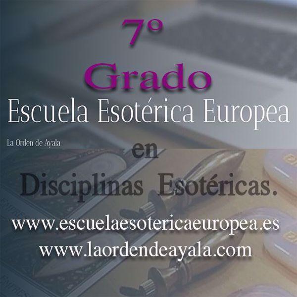 Picture of Séptimo Grado en Disciplinas Esotéricas. On line.