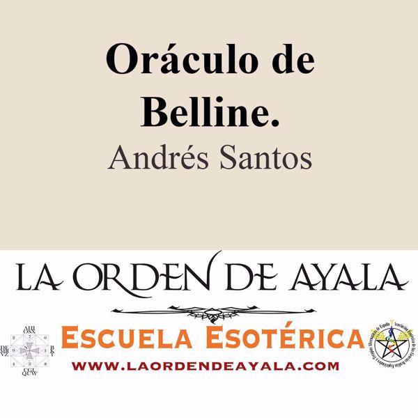 Imagen de Oráculo de Belline. Andrés Santos.