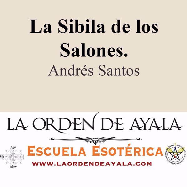 Imagen de La sibila de los salones o el Oráculo de la sibila. Andrés Santos.