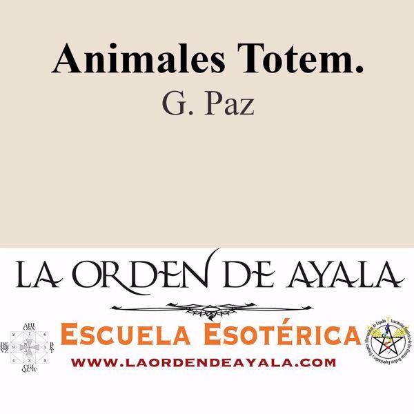 Imagen de Animales tótem. Gisele Paz.