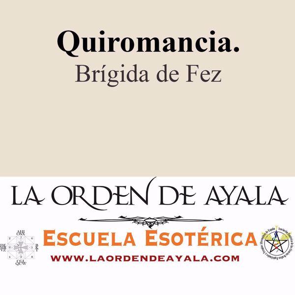 Imagen de Iniciación a la Quiromancia. Brígida de Fez.