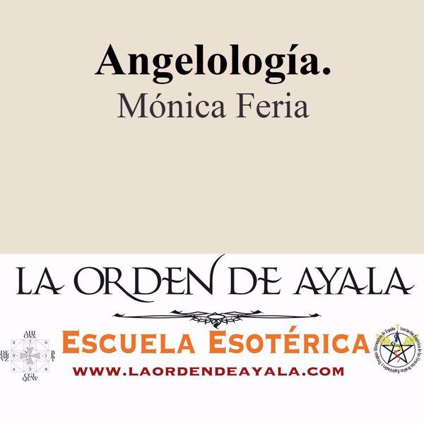 Imagen de Conexión con la conciencia angélica. Mónica Feria.