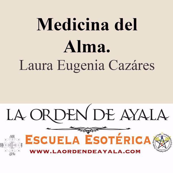 Imagen de Medicina del Alma. Laura Eugenia Cazáres.